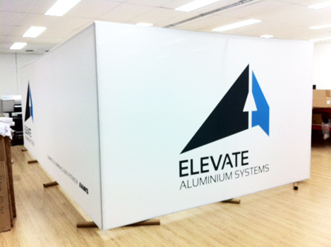 Texframe Display Systems Texframe 3d Cube